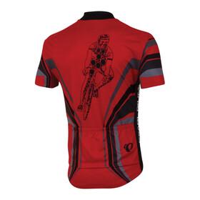 PEARL iZUMi SELECT LTD Jersey Men rouleur red